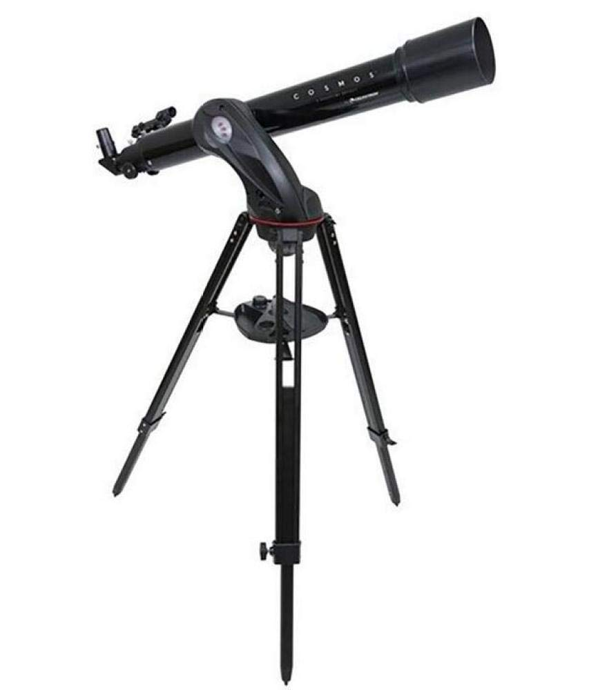 CTO Telescope Wi-Fi Refracting Mirror Wireless Refraction Black,A,Telescope