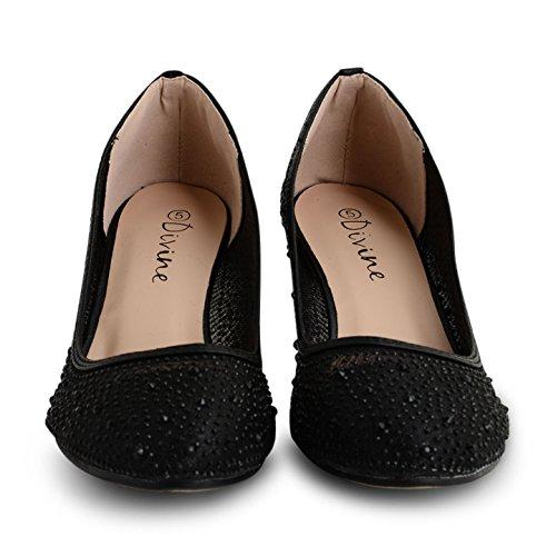 Zapatos marrones formales Footwear Sensation para mujer bY13ab