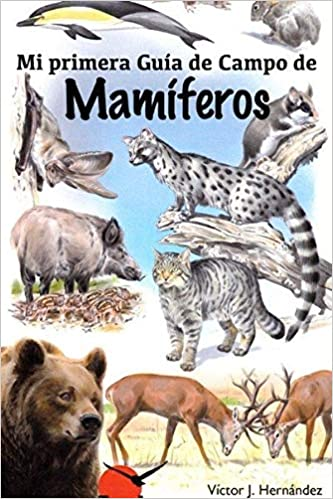 Mi primera guía de campo de mamiferos: Amazon.es: Victor J ...