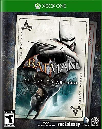 Batman: Return to Arkham - Xbox ()