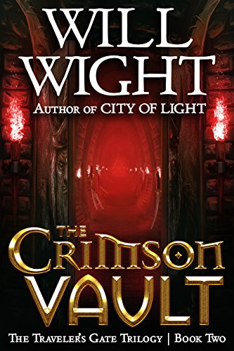 - The Crimson Vault (The Traveler's Gate Trilogy Book 2)