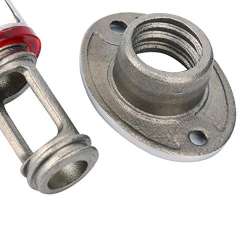 Amarine-made Oval Garboard Drain Plug