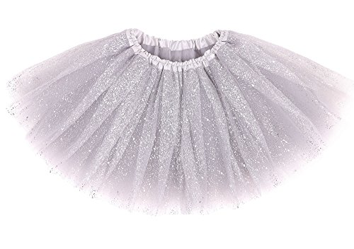 Girls Tutu Skirt Ballet Dress Up Tulle Skirt Party Costume Dress