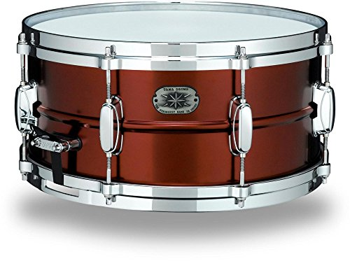 Tama Metalworks Limited Edition Steel Snare 14x6.5 in. Satin Bronze by Tama