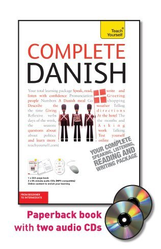 Complete Danish with Two Audio CDs: A Teach Yourself Guide (TY: Language Guides) by McGraw-Hill
