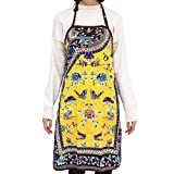 The Palace Museum Cultural Products Apron Empress Cooks for You Durable String Adjustable Machine Washable Waterproof (Empress)