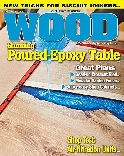 Better Homes Gardens Wood Magazine - Wood