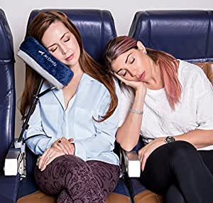 JetComfy Travel Pillow - The ONLY travel pillow that FULLY SUPPORTS your head and neck