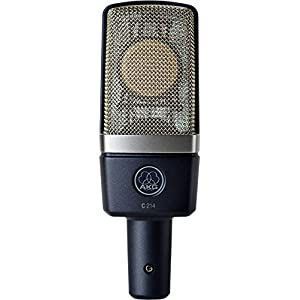 AKG & Zoom Studio Recording Pack with AKG...