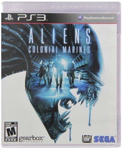 - Aliens: Colonial Marines - Playstation 3
