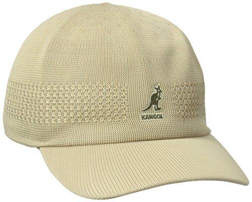 Kangol Headwear Tropic Ventair Spacecap - Gorra de béisbol para hombre Beige