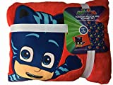 The Fun House PJ Masks Toddler Pillow and Blanket Set