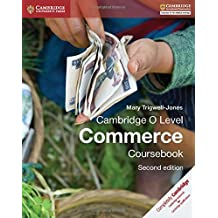 Cambridge O Level Commerce Coursebook (Cambridge International Examinations)