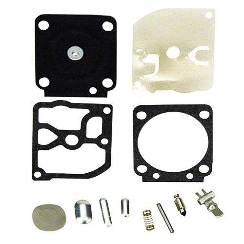 Zama Carburetor Rebuild kit RB-84 fits Stihl MS191T, MS192T, MS200T, FS45, FS46, FS55, FS75, FS80. -  Farmertec, RB-084