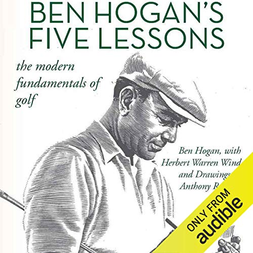 Ben Hogan's Five Lessons: The Modern Fundamentals of Golf (Best Place To Sell Back Dvds)