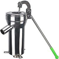 Shake Pump Huishoudelijke RVS Handmatige Dompelpomp Handdruk Tuin Groentetuin Waterpomp Waterpomp Hoge drukpomp…