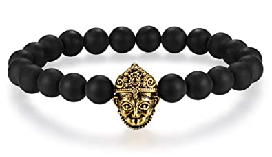 3dd3c8e94 Amazon.com: JFSM JEWELRY Hanuman Hindu God of Strength & Courage ...