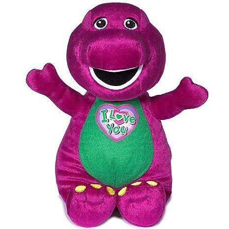 Barney I Love You Singing Plush Doll - Amazon.com: Barney I Love You Singing Plush Doll: Toys & Games