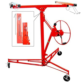 Amazon.com: Pro-Grade Drywall Panel Lift - Hoist 11 ...