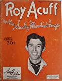img - for Roy Acuff and His Smoky Mountain Songs book / textbook / text book