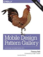 Mobile Design Pattern Gallery, 2nd Edition Front Cover