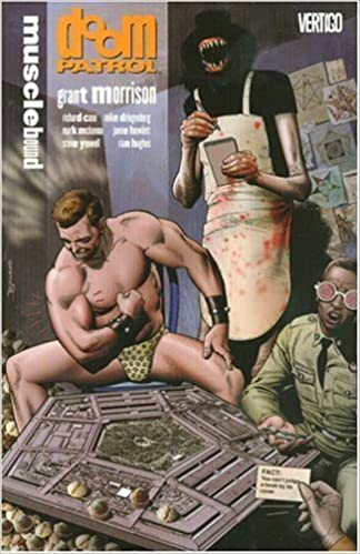 Book Musclebound (Doom Patrol) by Morrison, Grant (2006)