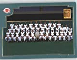 2001 Topps #759 Cincinnati Reds TC - Cincinnati Reds (Team Photo Card) (Baseball Cards)