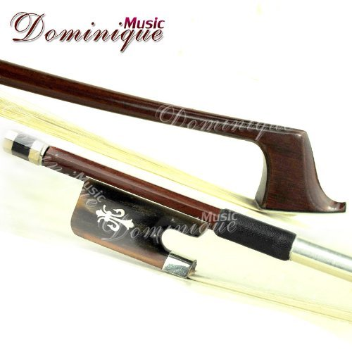 D Z Strad #801 Pernambuco Cello Bow Ebony Frog Ox-Horn 4/4 Full Size