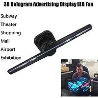 LED Advertising Display,Rosiest 3D Hologram Advertising Display LED Fan Holographic Imaging 3D Naked Eye LED Fan