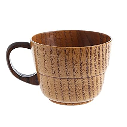 Amazoncom Techinal Hand Crafted Natural Small Wooden Cups For