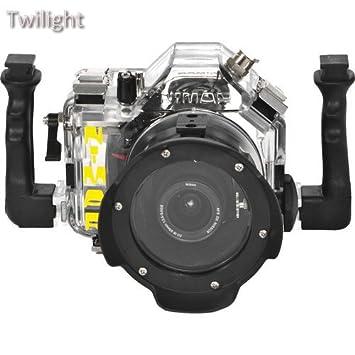 Nimar carcasa submarina para Nikon D5000 DSLR Cámara con ...