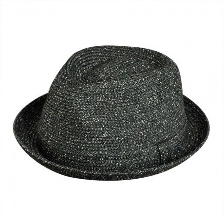 025e710124408 Country Gentleman Men Joey Braided Fedora Black L available in ...