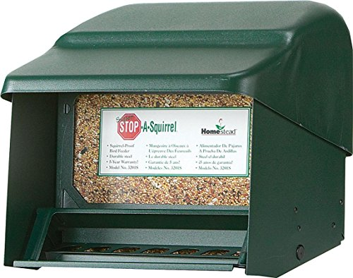 Homestead Super Squirrel Feeder Texture product image