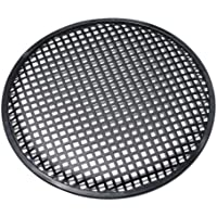 Universal 12 Inch (12) Subwoofer Speaker Metal Grill Waffle Cover Guard Pack of 2 (Pair)