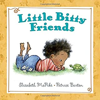 Book Cover: Little Bitty Friends