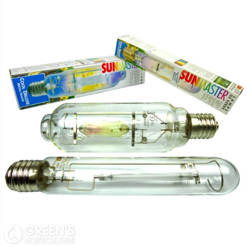 Sunmaster 400W Metal Halide Lamp - (Sunmaster Metal Grow Light)
