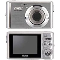 Vivitar 16.1MP Digital Camera - Silver (VS325)