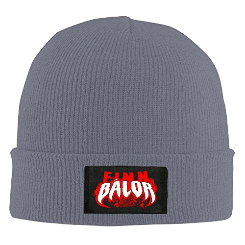Unisex Watch Cap-Finn Balor Asphalt