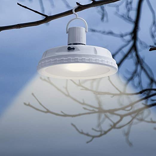 12 x 5,3 cm LED Zelt Glühbirne Outdoor Garten LED Lampe