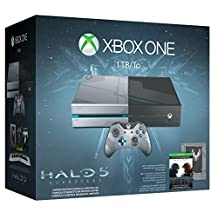 Xbox One 1TB Halo 5: Guardians - Bundle Edition