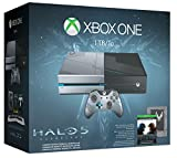 Xbox One 1TB Console Limited Edition Halo 5 Guardians Bundle Deal (Small Image)