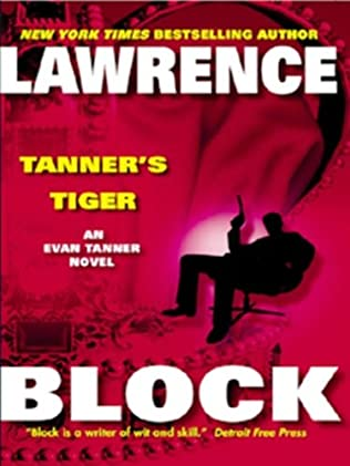 book cover of Tanner\'s Tiger
