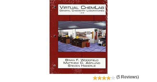 Virtual ChemLab: General Chemistry, Student Lab Manual / Workbook ...