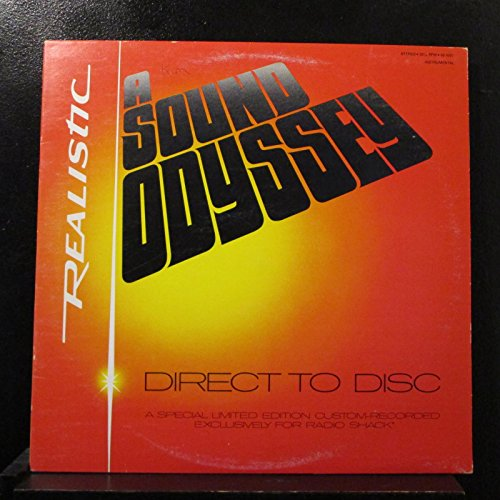 MICKY ERBE ORCHESTRA a sound odyssey Mint- 50-1007 Audiophile D2D Direct To Disc