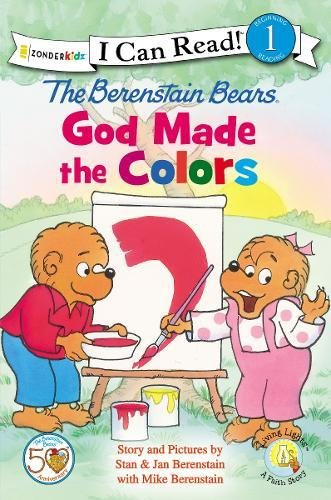 The Berenstain Bears, God Made the Colors (I Can Read! / Berenstain Bears / Living Lights)]()