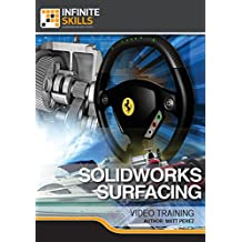 SolidWorks - Surfacing [Online Code]