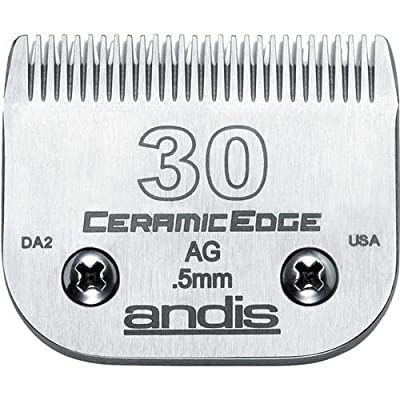 Andis Ceramic Edge Carbon-Infused Steel Detachable Pet Clipper Blade