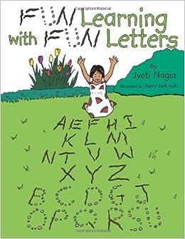 amazon fun learning with fun letters jyoti nagia early