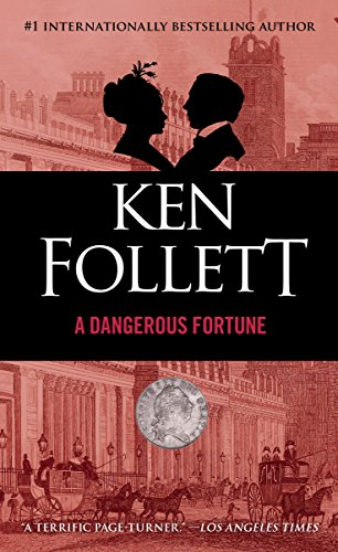 book cover of A Dangerous Fortune