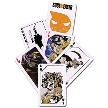 Sora and Shiro Group Playing Cards GREAT EASTERN SG/_B01BK2MIK6/_US No Game No Life